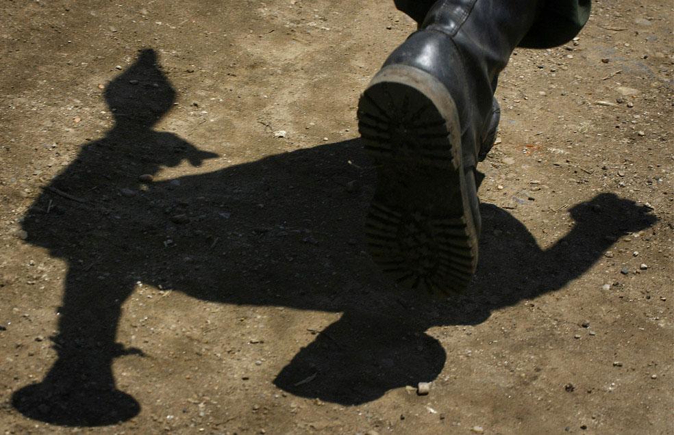 Бойцы Нкунды подошли к Гома, Конго, фото
