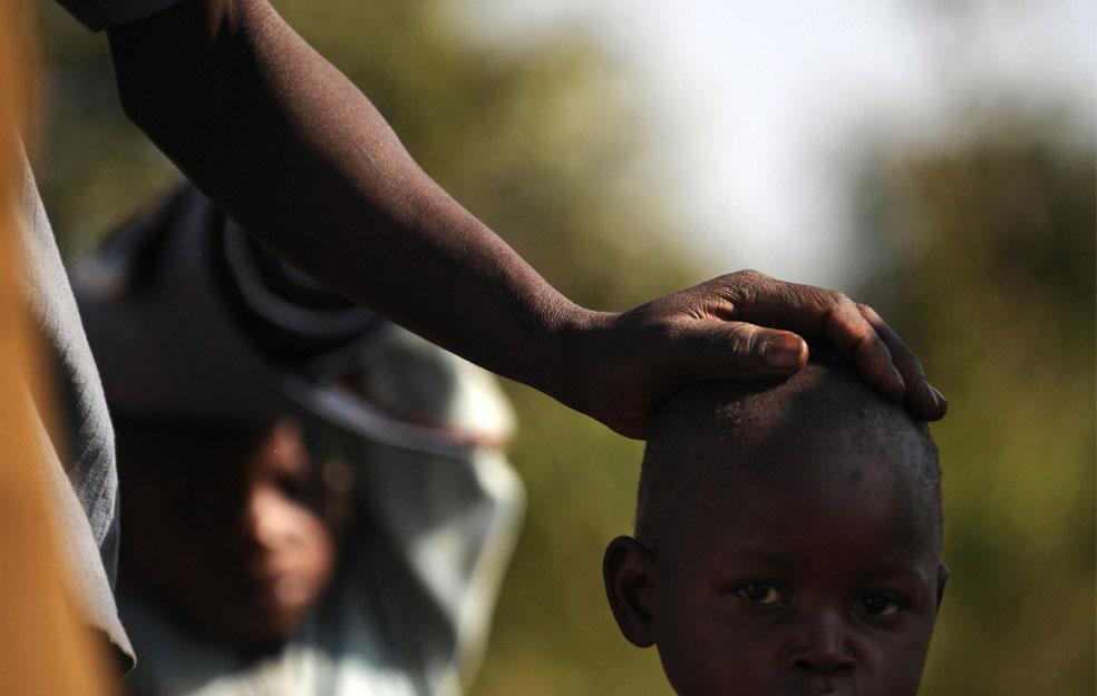 беженцы пытаются вернуться домой, Конго, фото