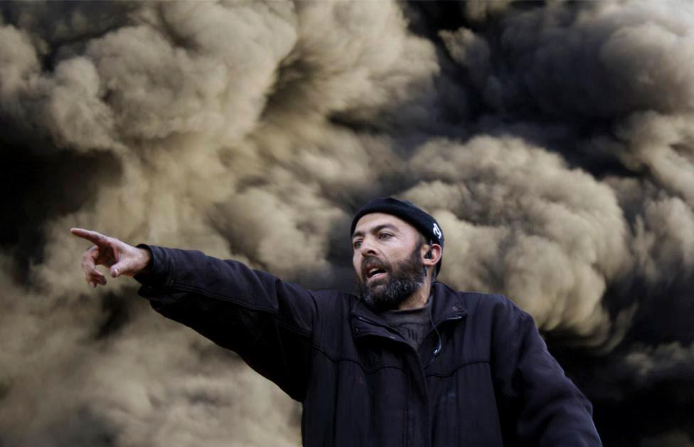 Палестинский житель, фото