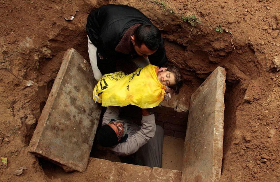 похороны ребенка, фото