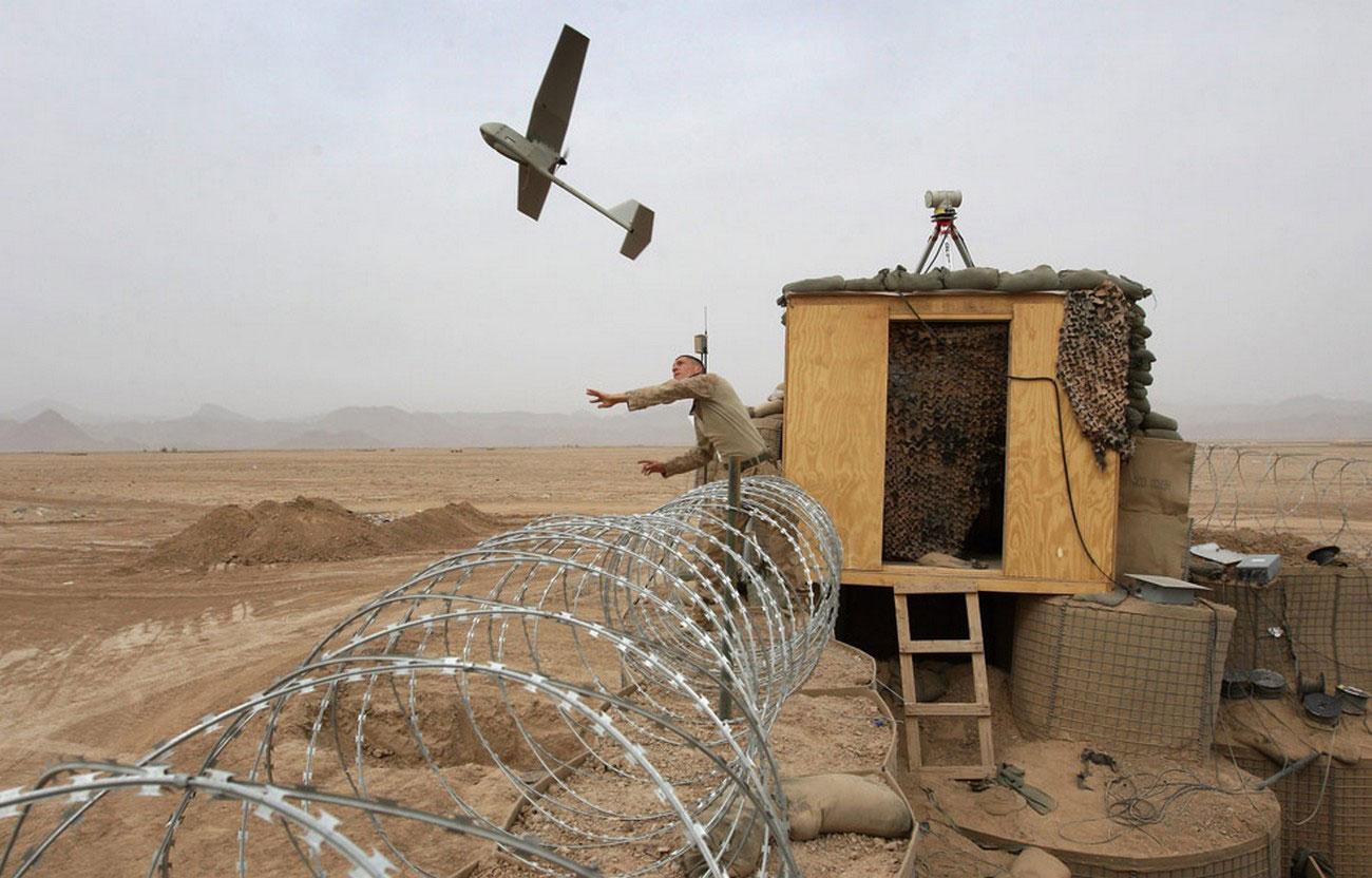 беспилотный летательный аппарат, фото