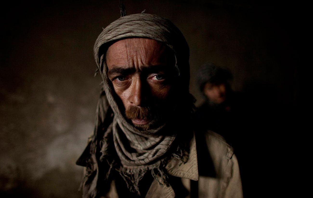 урожай опиума в Афганистане, фото