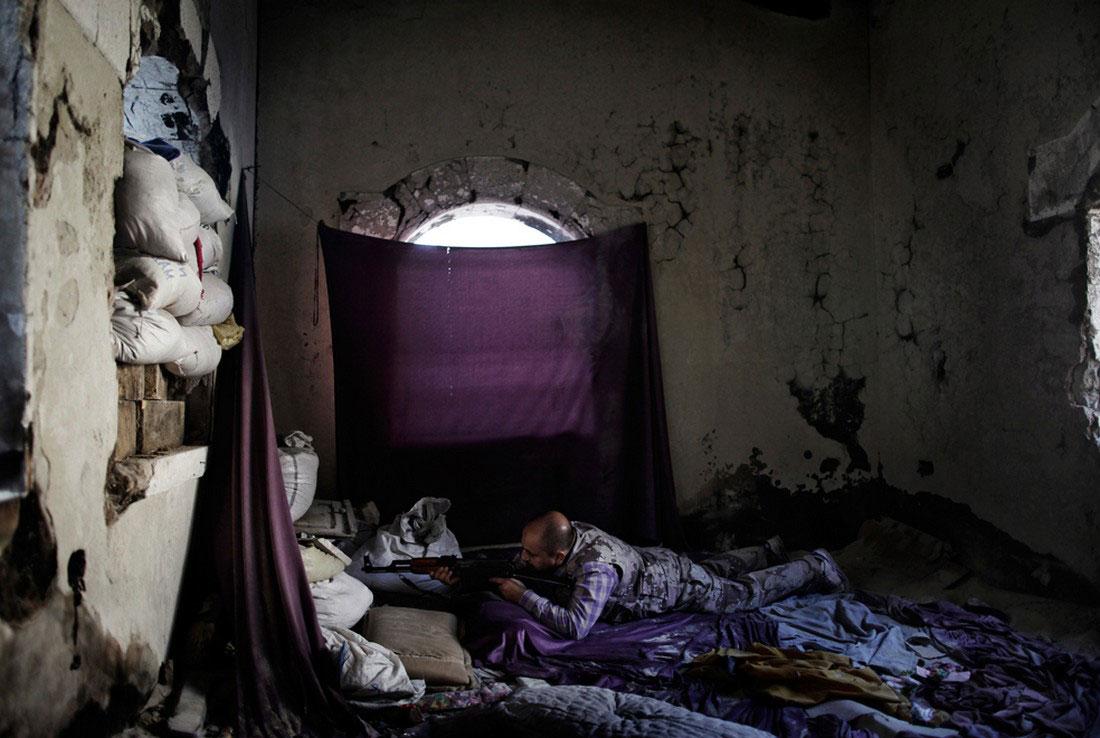 Сирийский солдат, фото, война
