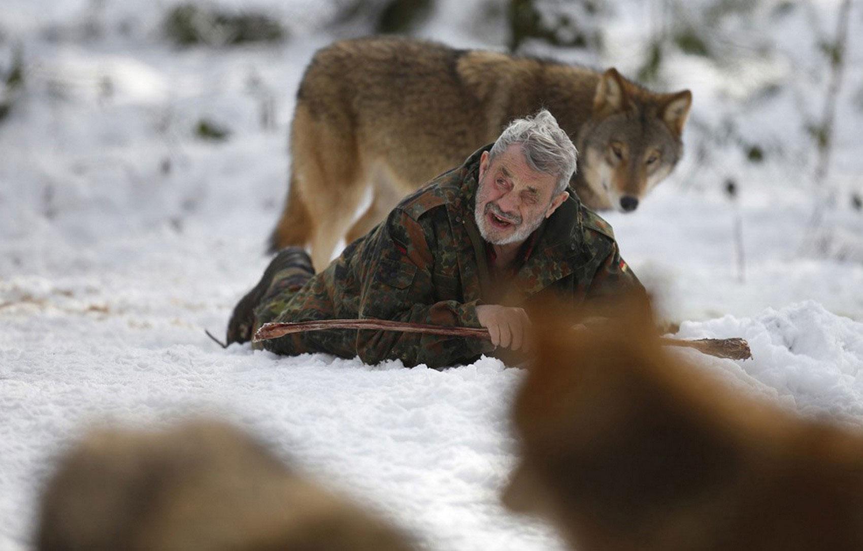 ученый и исследователь Вернер Фройнд, фото