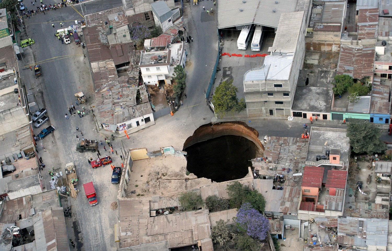 дыра в окрестностях Сан-Антонио