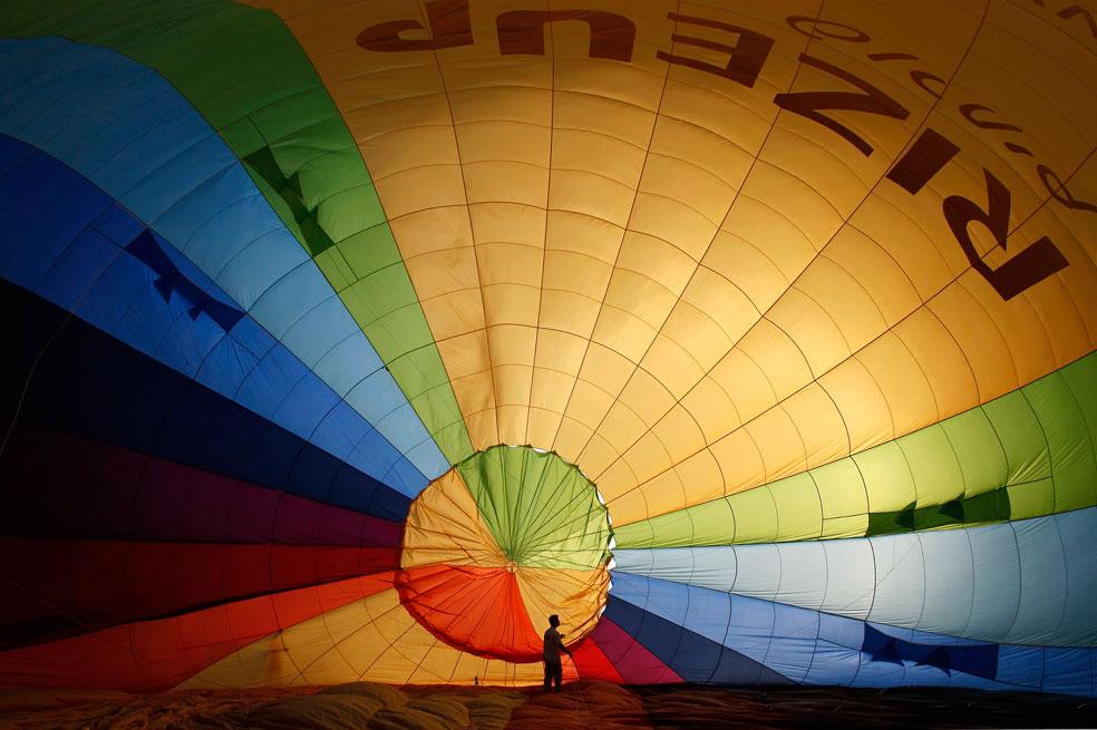 фестиваль воздушных шаров, фото