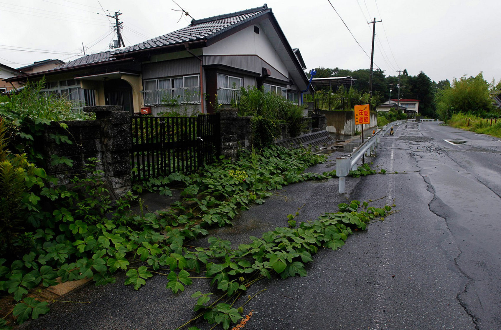 японский город Томиока, фото
