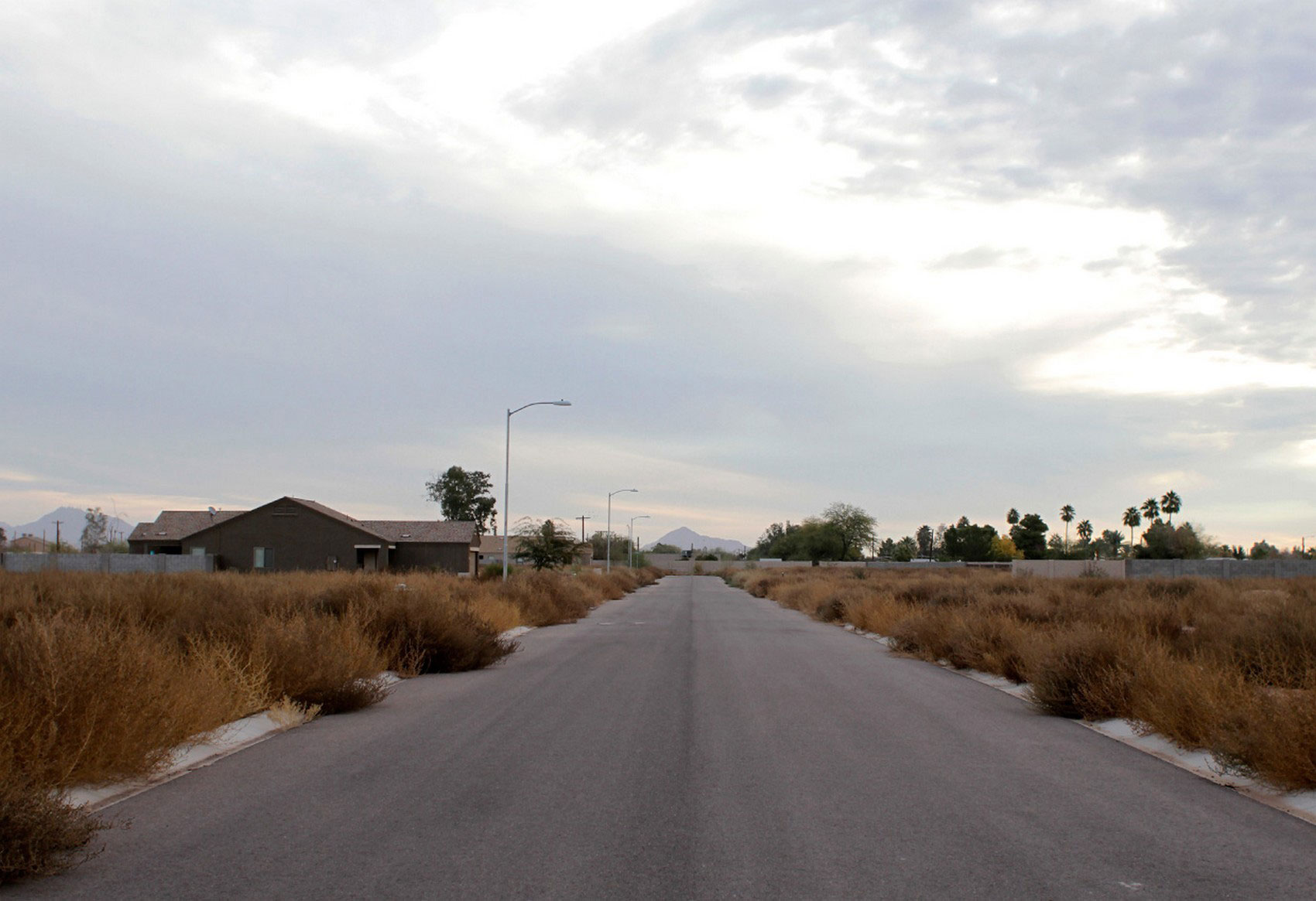 Асфальтированная дорога, фото