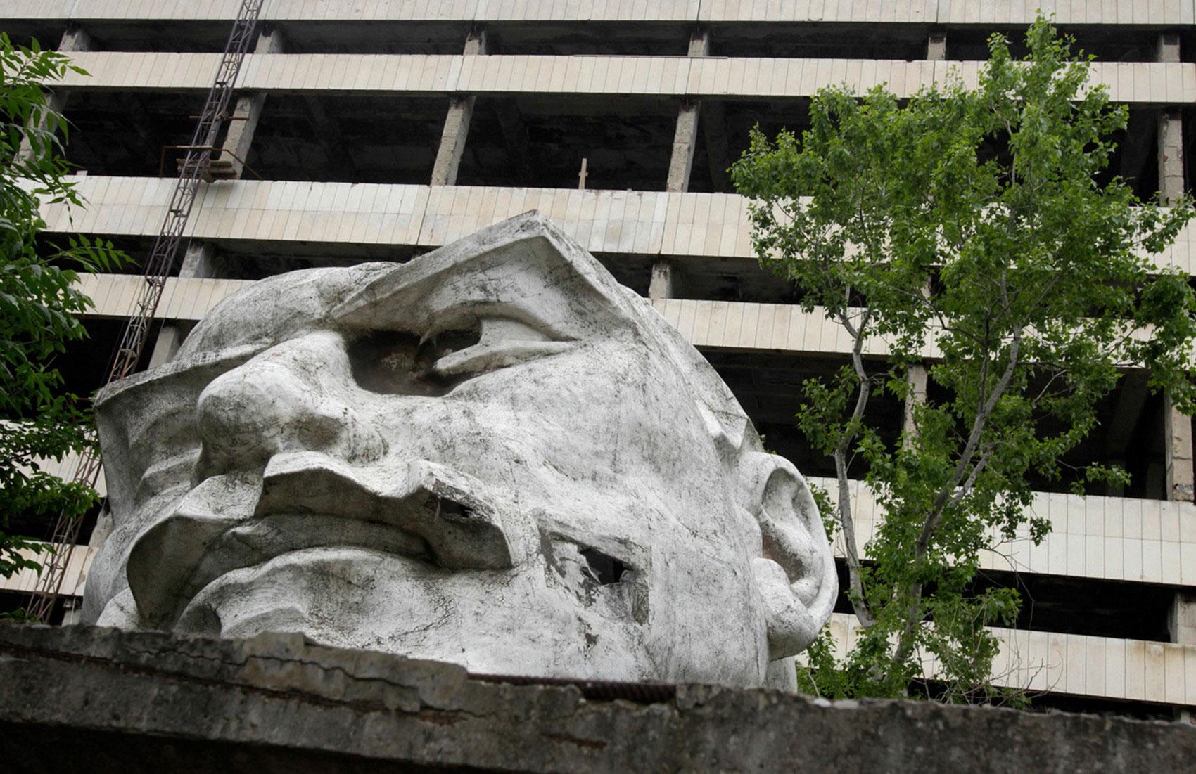 памятник Владимиру Ильичу Ленину, фото