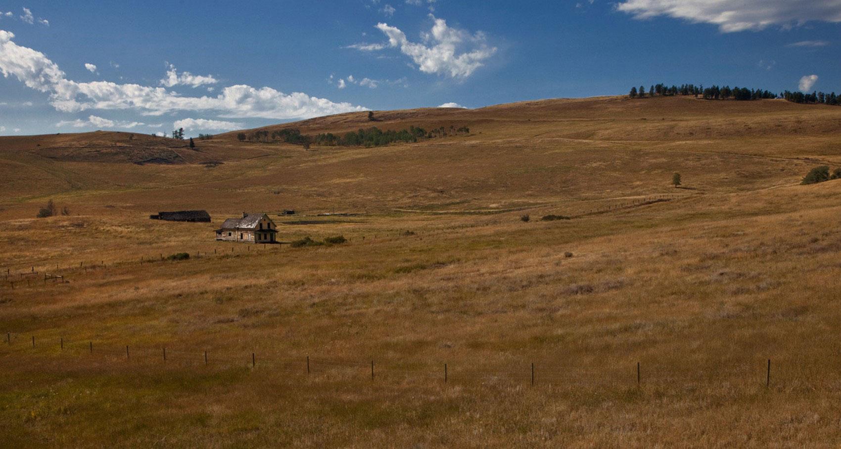 фермерский домик, фото