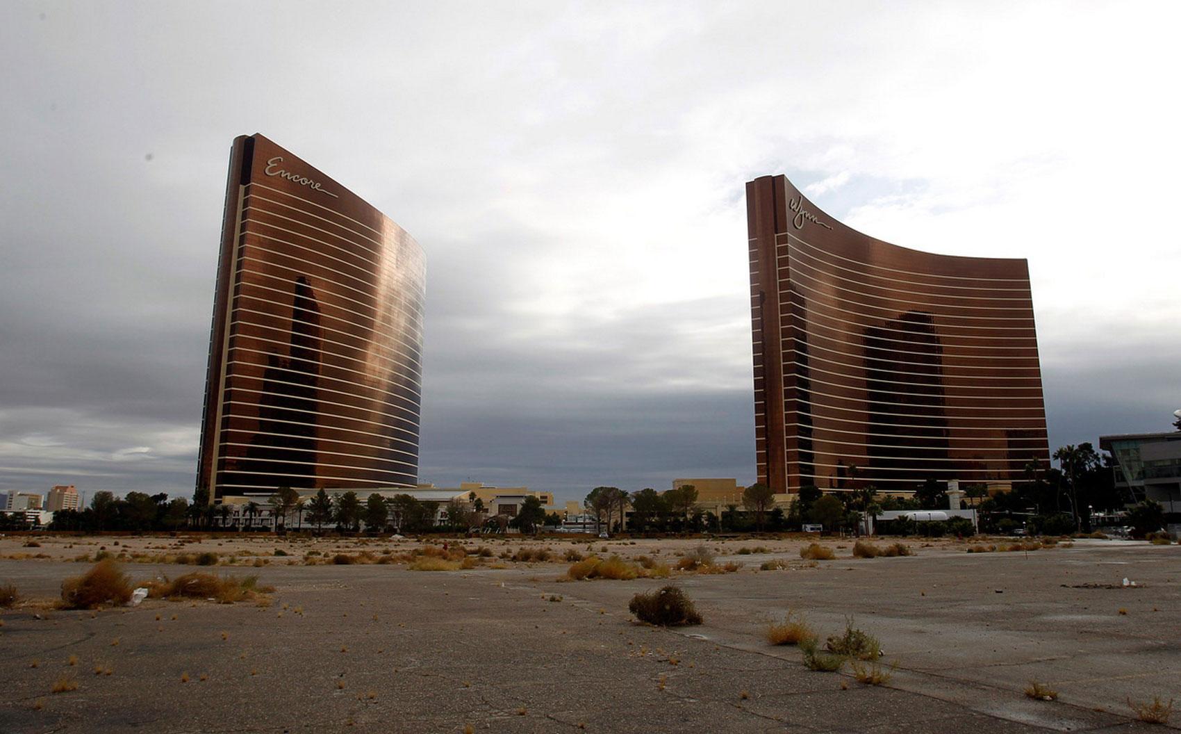 Лас-Вегас Стрип, фото