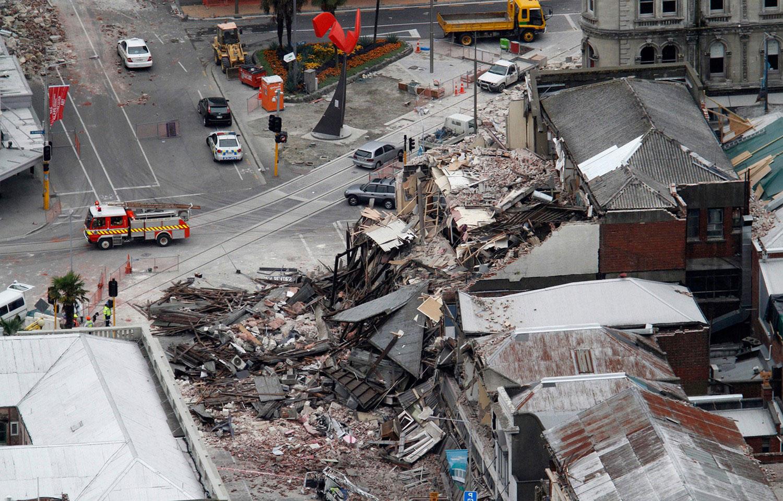 ограждение для падающих домов, фото