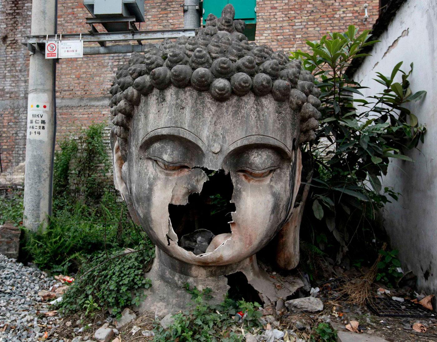 статуя Будды, фото