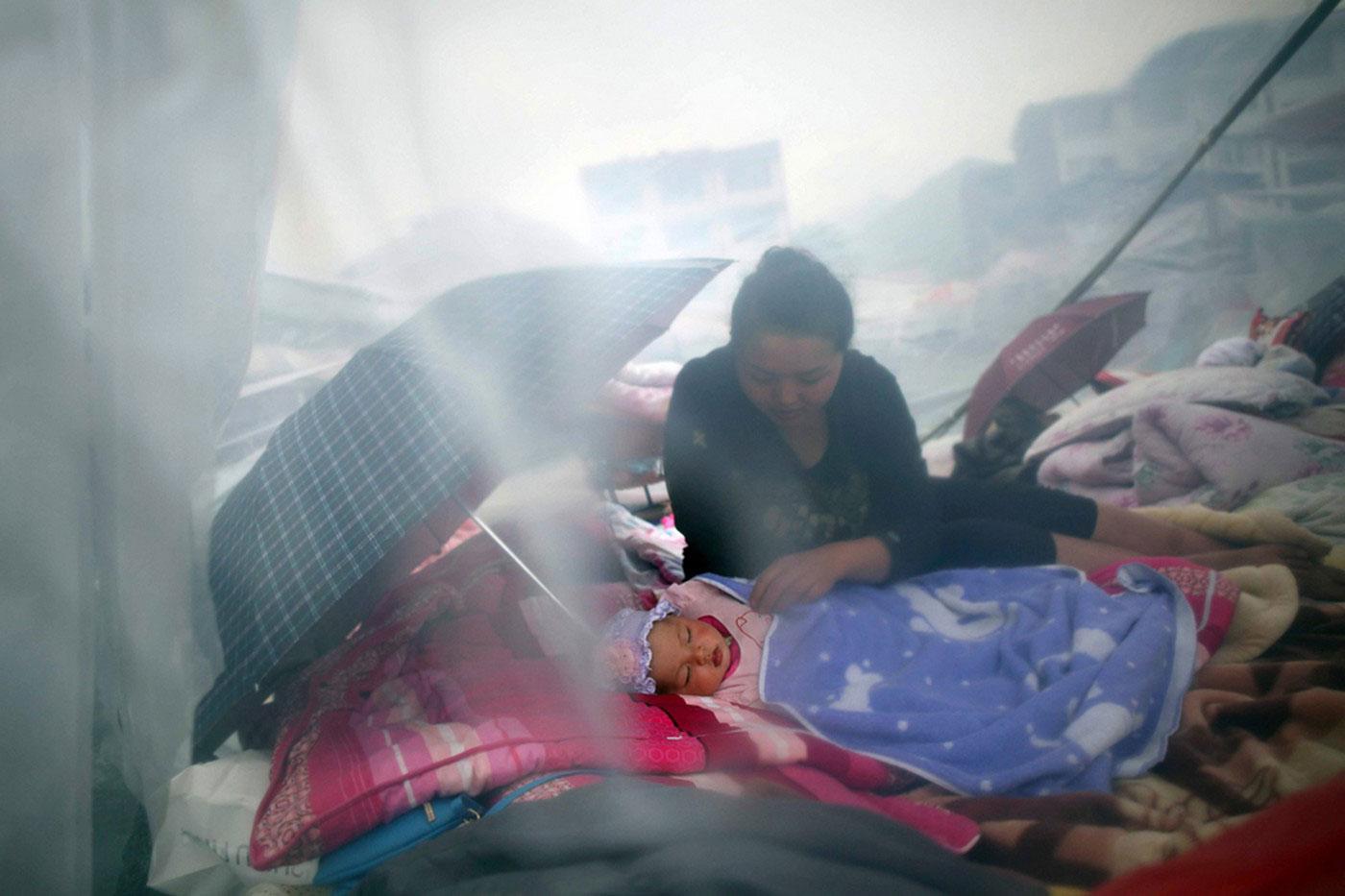 сон новорожденного ребенка