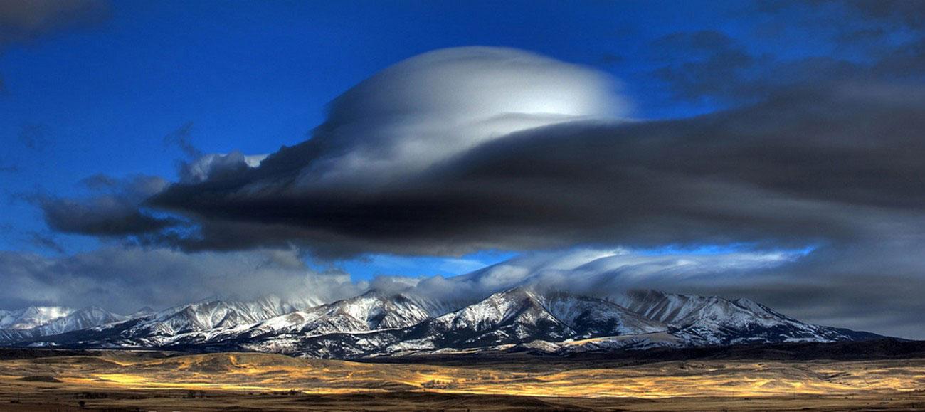 облака, фото