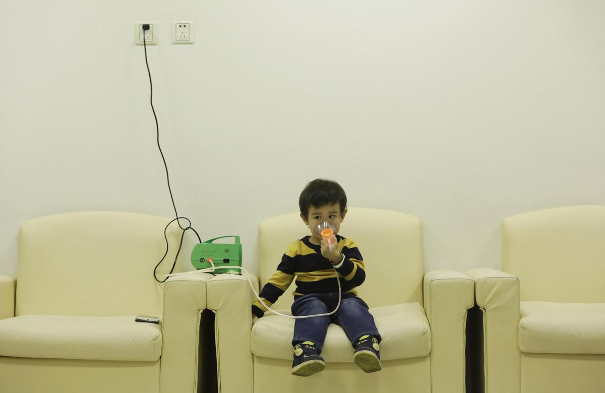 курс небулайзерной терапии
