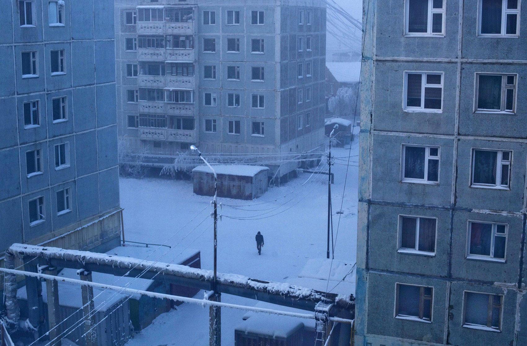дворы Якутска